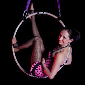 Claire Aerial Hoop